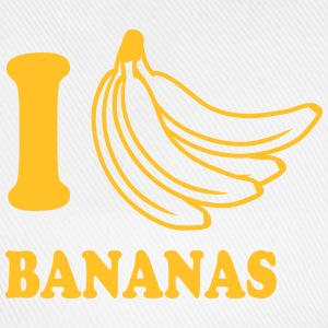 I Love Bananas T-Shirts - Baseball Cap