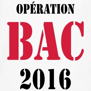 Opération BAC 2016 Tee shirts - T-shirt manches longues Premium Homme