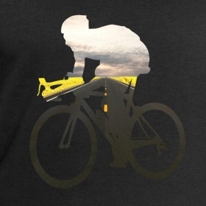 Cyclisme cyclistes sur route 01 Tee shirts - Sweat-shirt Homme Stanley & Stella