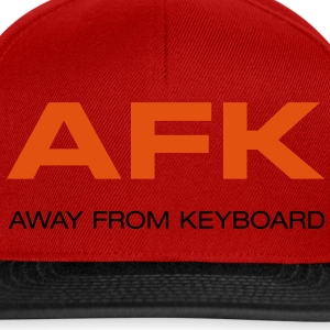 Frauenshirt AFK away from Keyboard Big Bang - Snapback Cap