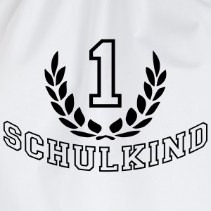Schulkind College Style T-Shirts - Turnbeutel