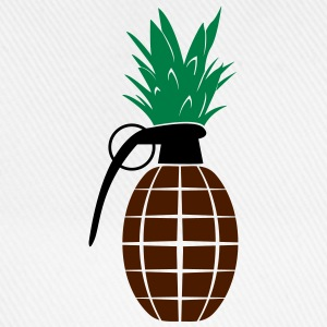 Pineapple Grenade  T-Shirts - Baseball Cap