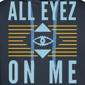all Eyez On Me 2Pac - Männer Premium Hoodie