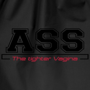 ass le resserrement du vagin Tee shirts - Sac de sport léger