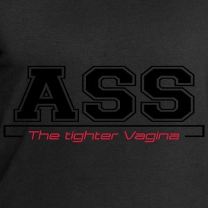 ass the tighter vagina T-Shirts - Men's Sweatshirt by Stanley & Stella