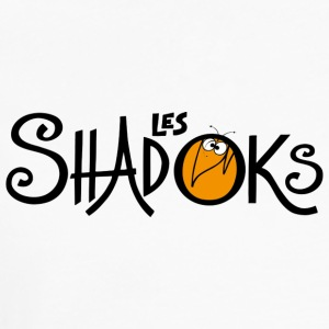 Sweat-shirt à capuche logo Shadoks - T-shirt manches longues Premium Homme
