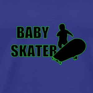 baby skater Bags & backpacks - Men's Premium T-Shirt