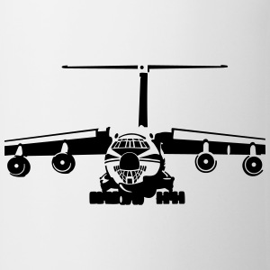 IL-76 transport aircraft T-shirts - Kop/krus