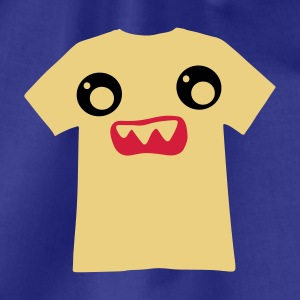Kawaii Shirt Scared T-Shirts - Turnbeutel