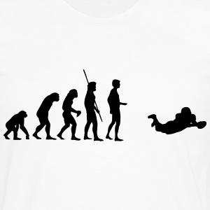Evolution Touchdown Football Tee shirts - T-shirt manches longues Premium Homme