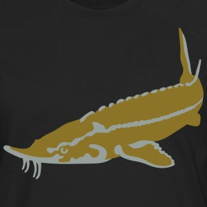 sturgeon T-Shirts - Men's Premium Longsleeve Shirt