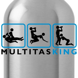 Multitasking Sex T-Shirts - Water Bottle