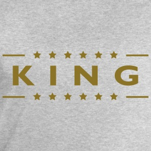 King Tee shirts - Sweat-shirt Homme Stanley & Stella