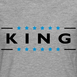 King Tee shirts - T-shirt manches longues Premium Homme