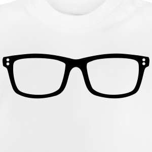 Brille T-Shirts - Baby T-Shirt