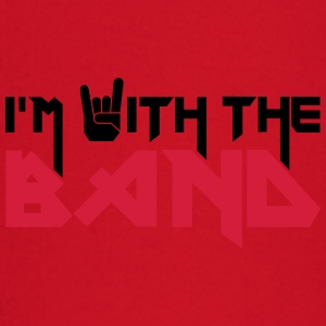 I'm with the Band T-Shirts - Baby Langarmshirt