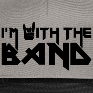 I'm with the Band Tee shirts - Casquette snapback