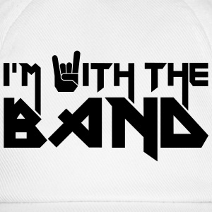 I'm with the Band Tee shirts - Casquette classique