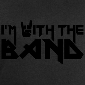 I'm with the Band T-shirts - Sweatshirt herr från Stanley & Stella
