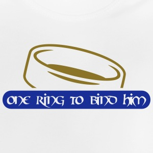 One ring to bind him (b, 2c) T-Shirts - Baby T-Shirt