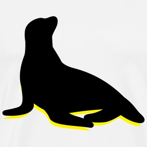 Seal (2c)++2013 Hoodies & Sweatshirts - Men's Premium T-Shirt