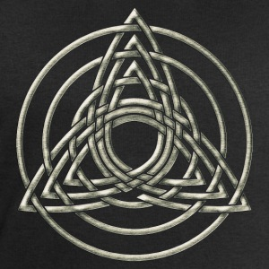 Triple Triquetra, Trinity, Symbol of perfection Tee shirts - Sweat-shirt Homme Stanley & Stella