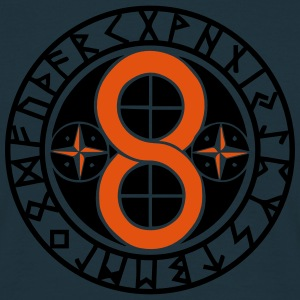 Hex Sign Creation & Materialization, Runes Tröjor - T-shirt herr