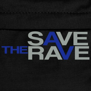 save the rave Camisetas - Mochila infantil