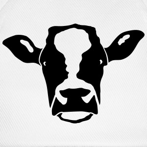 cow head T-Shirts - Baseball Cap