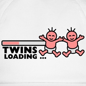 Twins Loading T-shirts - Basebollkeps