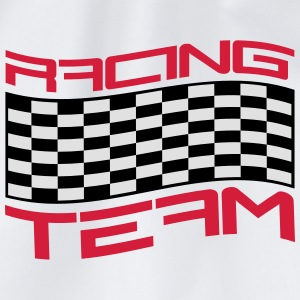 Racing Team T-Shirts - Turnbeutel