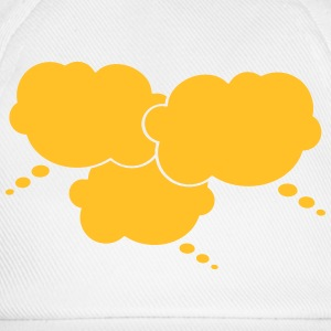 3 Thought Bubbles T-shirts - Baseballcap