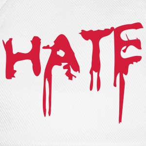 Hate T-shirts - Baseballcap