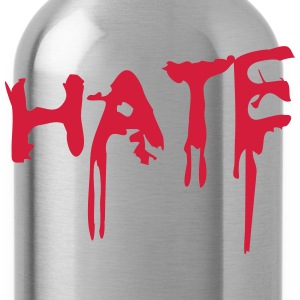 Hate T-shirts - Vattenflaska