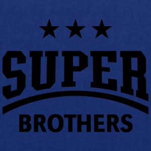 Super Brothers, T-Shirt - Stoffbeutel