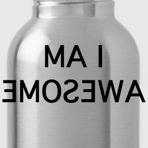 i am awesome T-Shirts - Water Bottle