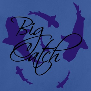 Big catch (1c) Bags & backpacks - Men's Breathable T-Shirt