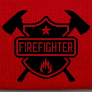 Firefighter T-Shirts - Winter Hat