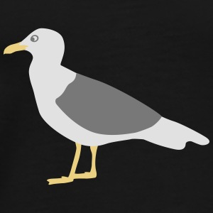 seagull  Bags & backpacks - Men's Premium T-Shirt