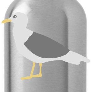 seagull  T-Shirts - Water Bottle