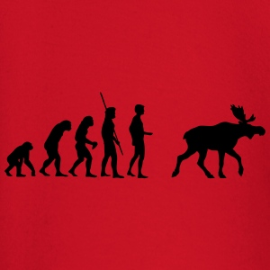 Evolutie Moose  T-shirts - T-shirt