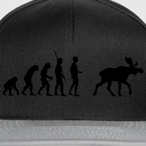 Evolution Moose  Tee shirts - Casquette snapback