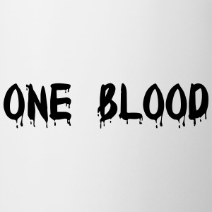 one blood T-shirts - Kop/krus