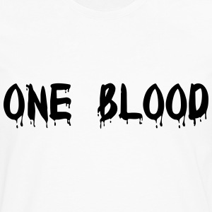 one blood T-Shirts - Men's Premium Longsleeve Shirt