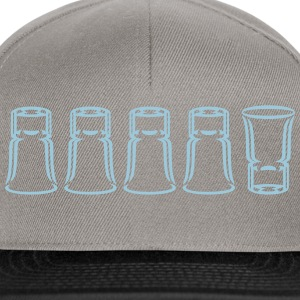 Schnapsglaeser / shot glasses (1c) Bags & backpacks - Snapback Cap