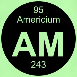 Americium (Am) (element 95) - Baby T-Shirt
