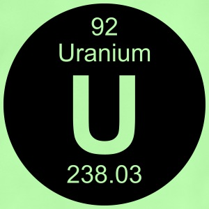 Uranium (U) (element 92) - Baby T-Shirt