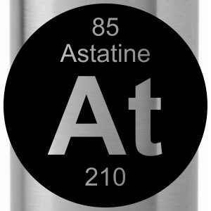 Astatine (At) (element 85) - Water Bottle