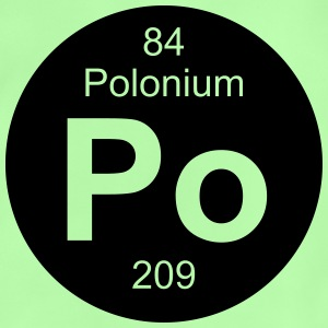 Polonium (Po) (element 84) - Baby T-Shirt