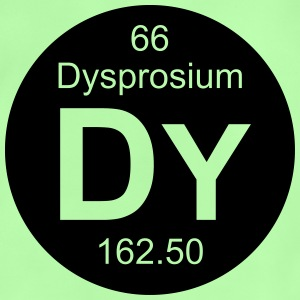 Dysprosium (Dy) (element 66) - Baby T-Shirt
